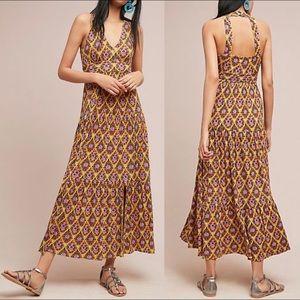 Anthropologie Maeve Luella Maxi Dress